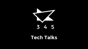 345 Tech Talks Splash Screen