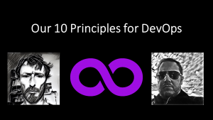 Episode 6 Our 10 principles for DevOps