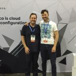 Andrew and Paul at API World