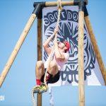 Andrew Climbing Rope