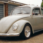 Paul's Old VW Beetle