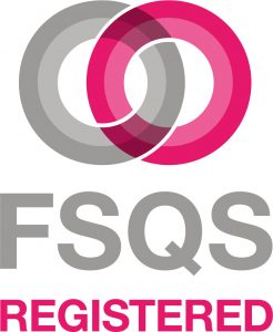 FSQS Registered Business Logo