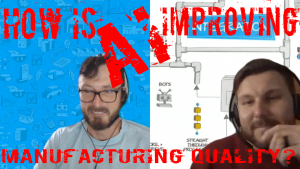 YouTube Cover how is ai improving quality control in manufacturing