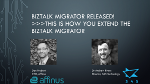 BizTalk Migrator Released - How you extend the Migrator