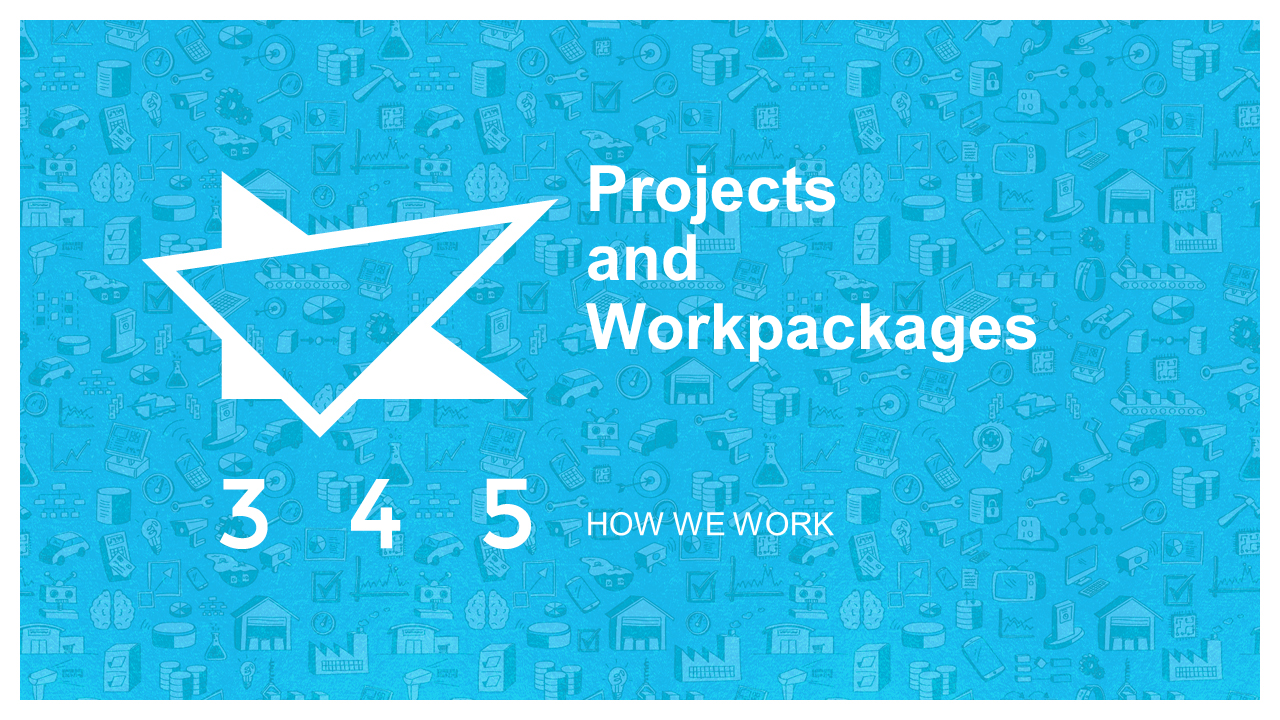 How We Work - Projects and Workpackages