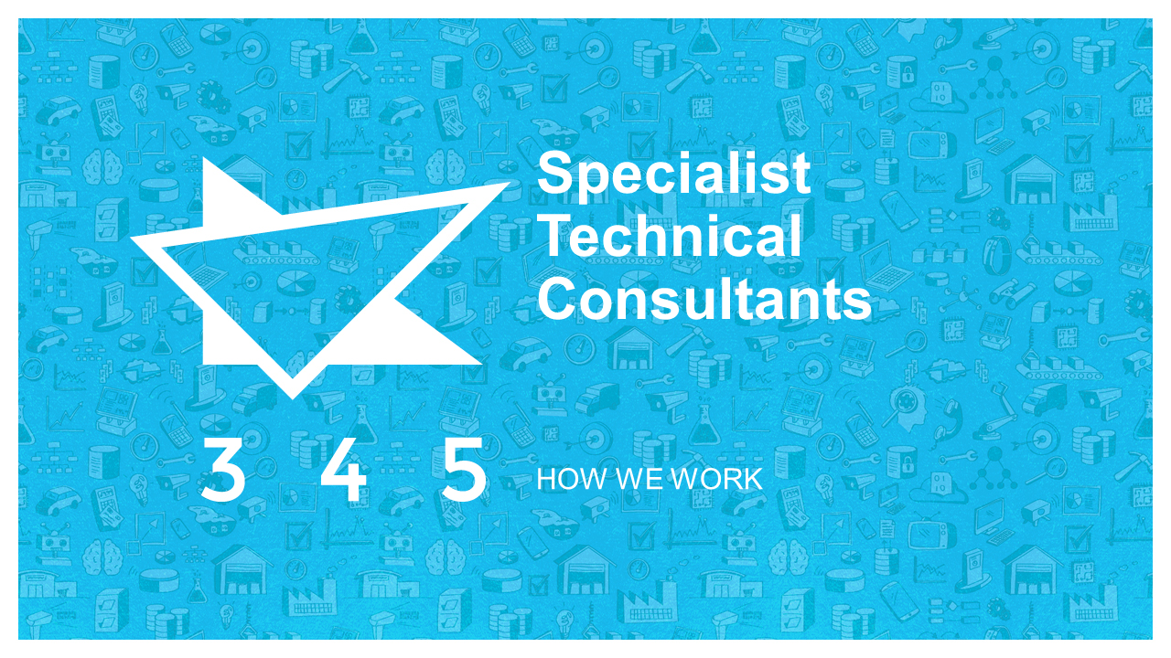 How We Work - Short-Term Specialists