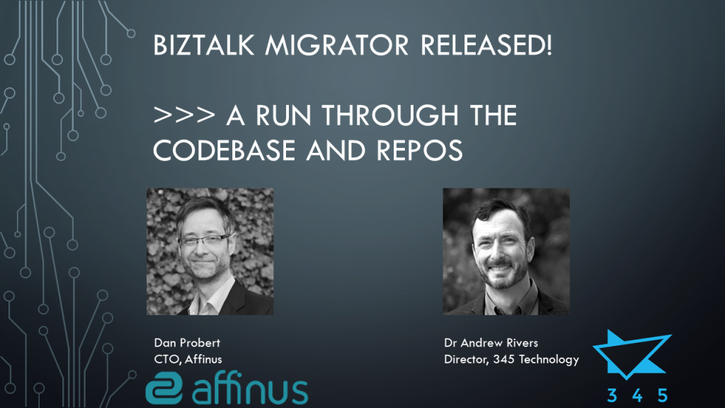 BizTalk Migrator Released - Codebase and repos