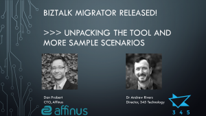 BizTalk Migrator Released - More Scenarios