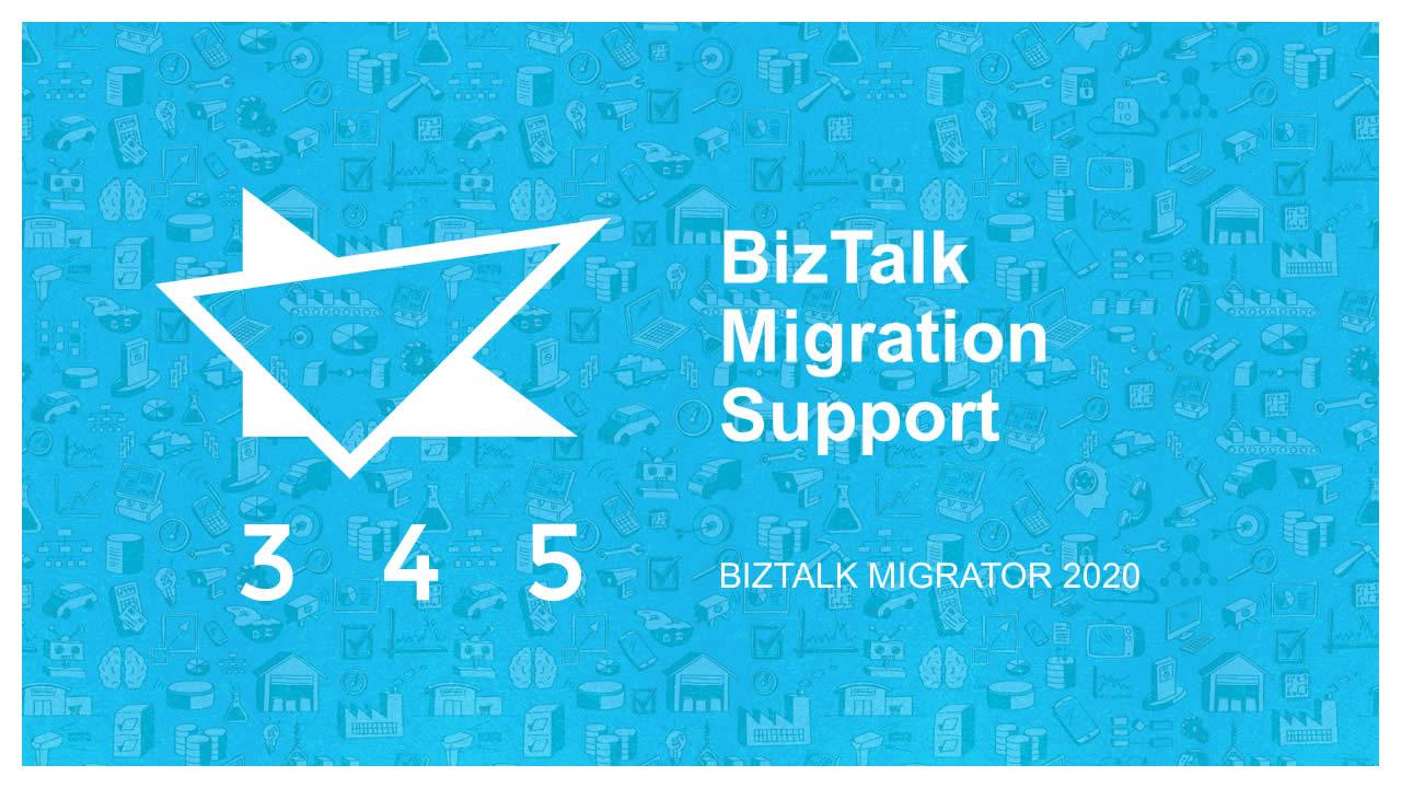 BizTalk Migrator 2020 Images - Migration Support