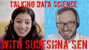 Talking data science and machine learning