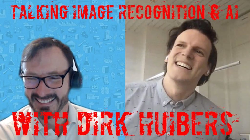 Episode 38: Image recognition and AI with Dirk Huibers