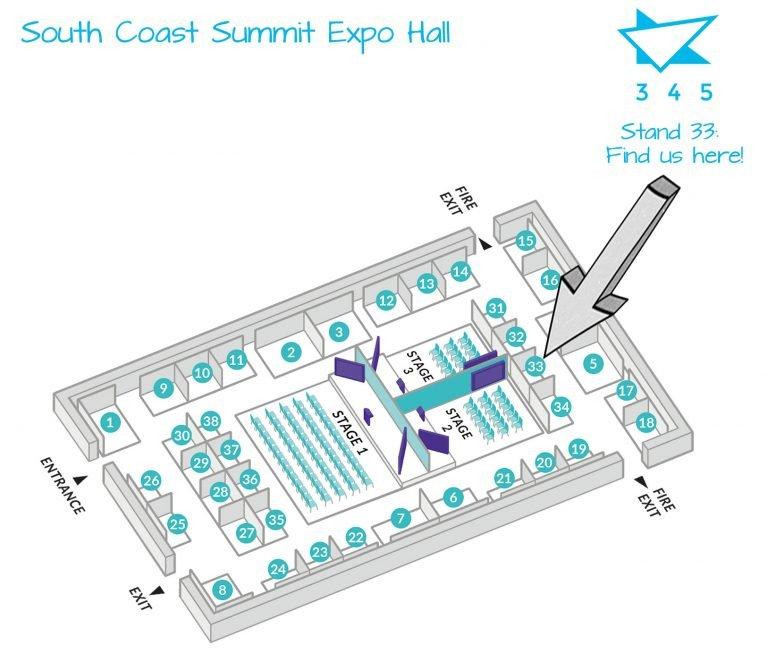 345 at the South Coast Summit 2021