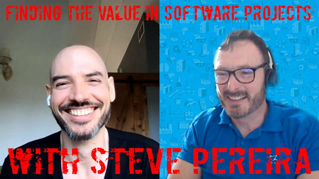 Episode 39 Podcast with Steve Pereira